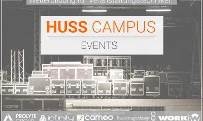 Huss Winter Campus 2018