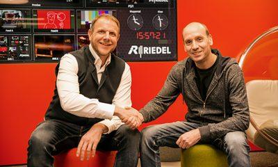 Matthias Bode und Thomas Riedel