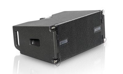 dBTechnologies Vio L208: Schnelles Rigging, neues Akustik-Design. | © dBTechnologies