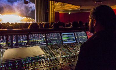 """Tonmeister Martin Person hat das Sounddesign für """"Gespenster"""" entwickelt.   © Markus Wilmsmann"""