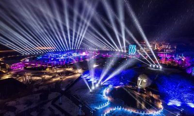 Das Swarovski-Lichtfestival in Wattens/Tirol