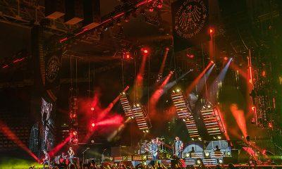Bühnenansicht Die Toten Hosen Tour