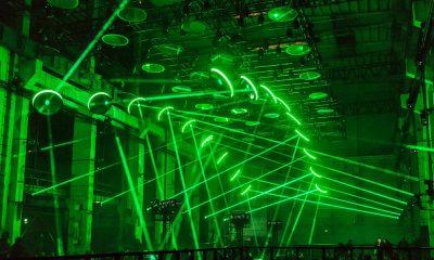 SKALAR von Christopher Bauder im Kraftwerk Berlin. | © Markus Wilmsmann