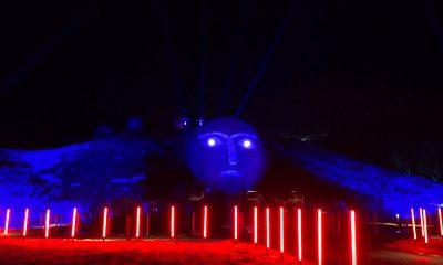 Das Swarovski Kristallwelten Lichtfestival: 2018 wurde PRG mit der Licht- und Beschallungstechnik beauftragt.