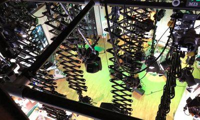 Acht AYRTON Ghibli sind seit Januar 2018 im SWR-Studio im Einsatz.