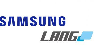 Die LANG AG aus Lindlar und Samsung Electronics werden fortan ihre Zusammenarbeit im LED Segment stärken