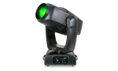 Movinglight mit IP 65: der Proteus Hybrid von ELATION Professional