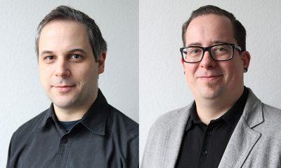 Jörg Orendi (l.) und Marten Müller (r.)