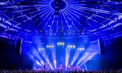 Kraftklub live in der Stadthalle Zwickau.Kraftklub live in der Stadthalle Zwickau.