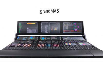Die grandMA3 von MA Lighting wird auf der Prolight + Sound 2018 zum ersten Mal der Öffentlichkeit präsentiert.