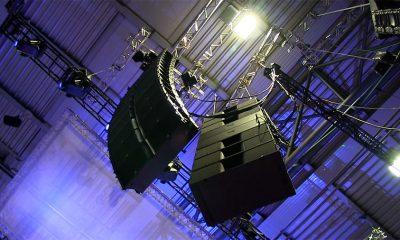 Peter Maffay unplugged 2018 in der Arena Leipzig mit einem Beschallungssystem von L-Acoustics und einer Konsole von SSL. Für den Livesound ist Werner Schmidl zuständig.
