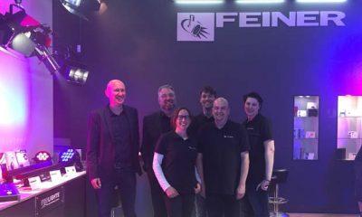 Feiner Lichttechnik Team