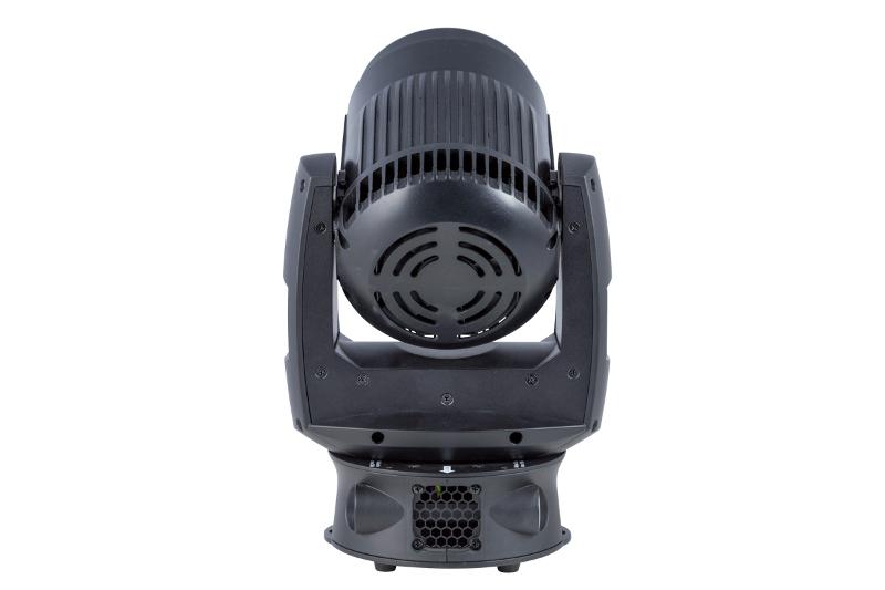 Der impression FR1 ist durchaus auch für Beleuchtungsaufgaben über größere Entfernungen einzusetzen.