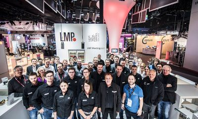 LMP Team Prolight Sound