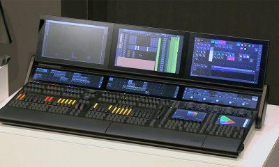 Die neue grandMA3 von MA Lighting wurde auf der Prolight+Sound 2018 erstmals der Öffentlichkeit präsentiert.