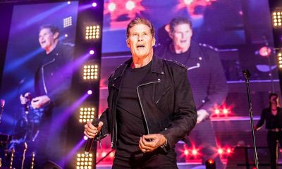 David Hasselhoff 30 Years Looking for Freedom Tour