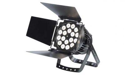LED-Scheinwerfer mit Torblenden