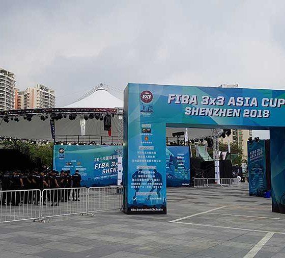 Magic Sky FIBA 3x3 Asia Cup