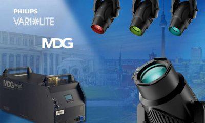 cast MDG Vari*Lite Tage Visual