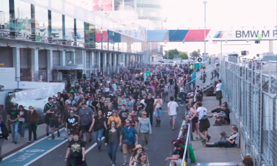 Riedel Crowd Managment bei Rock am Ring