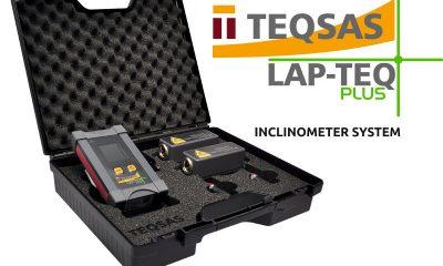 Der Lautsprecher-Winkelmesser LAP-TEQ PLUS