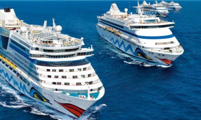 Sennheiser an Bord der AIDA-Flotte