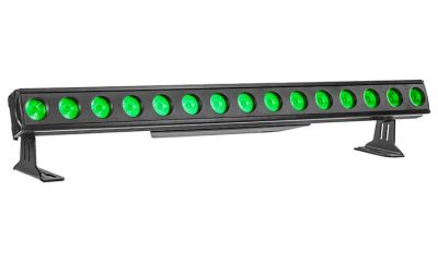 LED-Bar grünes Licht