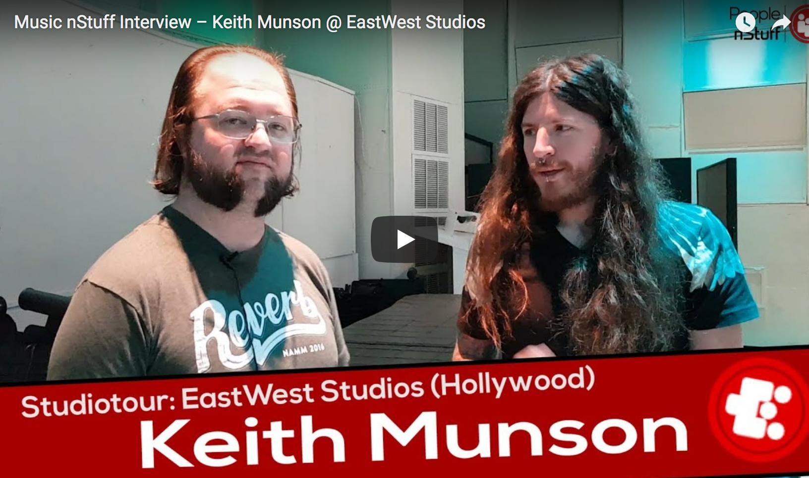 Keith Munson und Jan Hoffmann (v.l.)