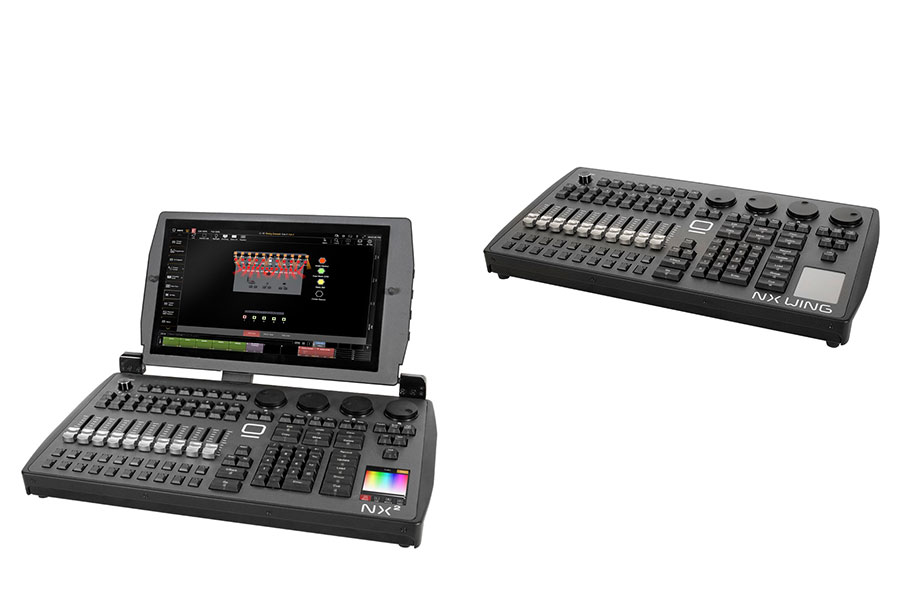 Obsidian Control Systems ONYX NX2 und NX Wing