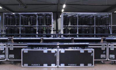 EHRGEIZ Fusion 2 bei TDA Rental in Bottrop.