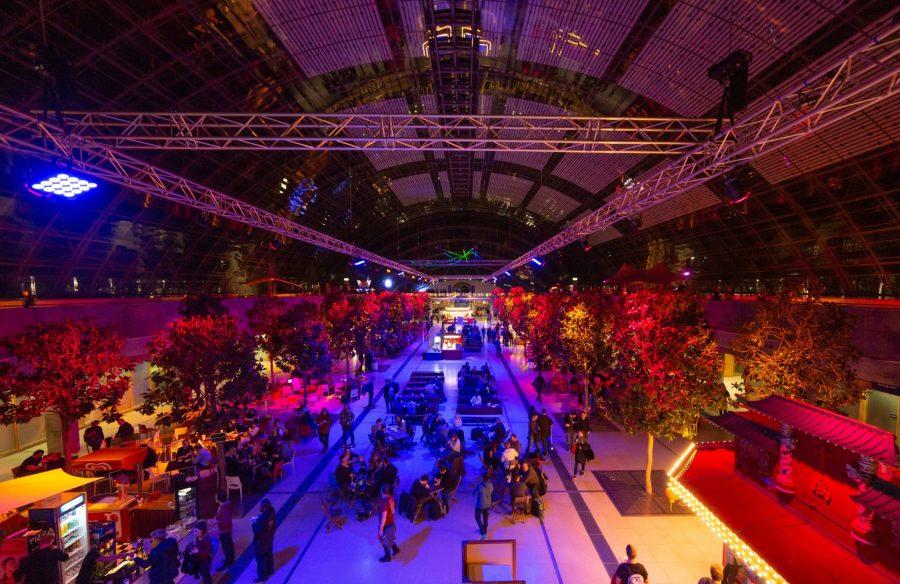 Der 35.Congress des Chaos Computer Clubs fand auf dem Leipziger Messegelände statt. © Thorsten Fleck, https://creativecommons.org/licenses/by/4.0/