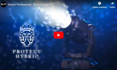 Elation Professional Proteus Hybrid