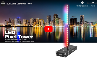 Eurolite LED Pixel Tower
