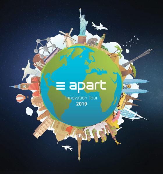 Apart Audio Innovation Tour 2019