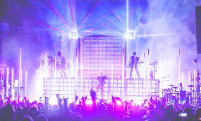 "Tokio Hotel auf ""Melancholic Paradise"" Tour. © Paul Gärtner"