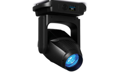 Mit dem Perseo hat Ayrton seinen ersten IP65 klassifizierten LED-Profiler vorgestellt.