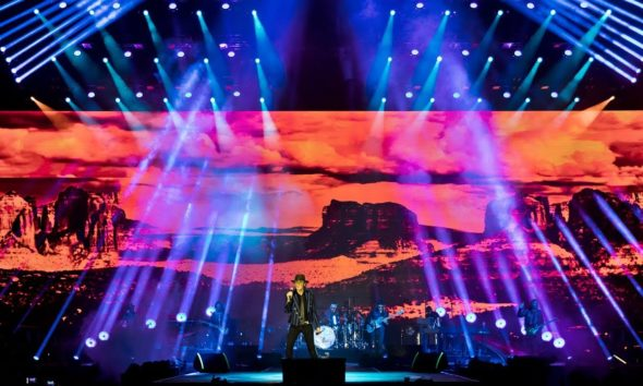 Udo Lindenberg live in der Arena Leipzig. # © Tine Acke
