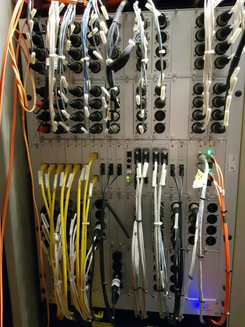 NEXUS-Audionetzwerk