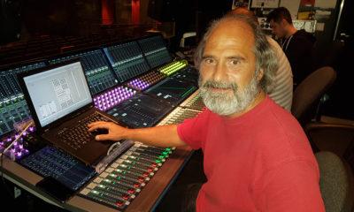 Andreas Stiller, Technischer Leiter der Audioabteilung am AVATUS