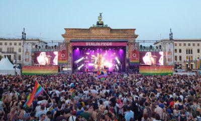 Christopher Street Day Brandenburger Tor