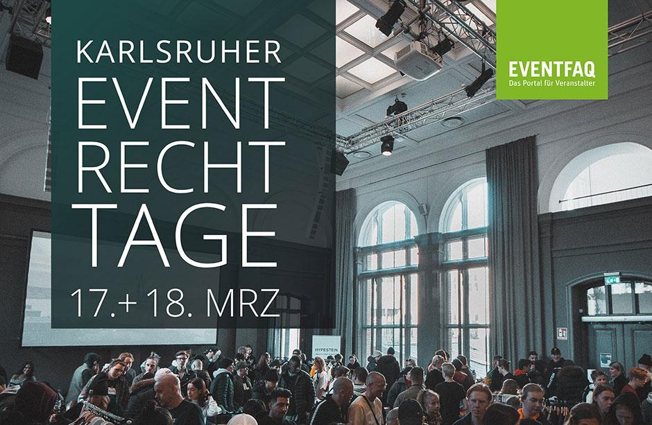 Karlsruher Eventrecht-Tage
