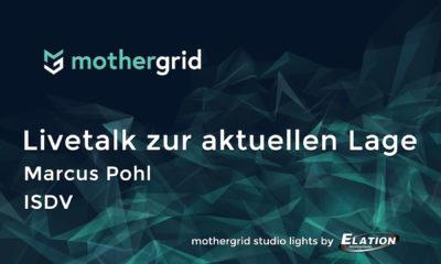 Livetalk mit Marcus Pohl von der ISDV