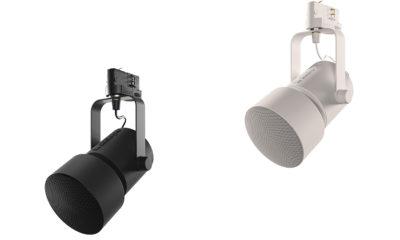 Der Audio Pro Business SP-1 ist in den Farben schwarz und weiß ab sofort erhältlich.