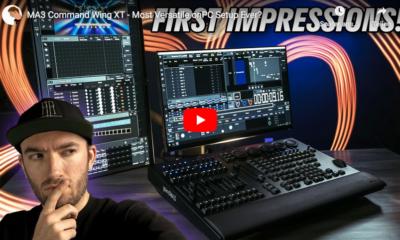 Christian Jackson, YouTuber und Lichtoperator / Programmierer