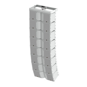 L-Acoustics K3i für den Festinstallationseinsatz.