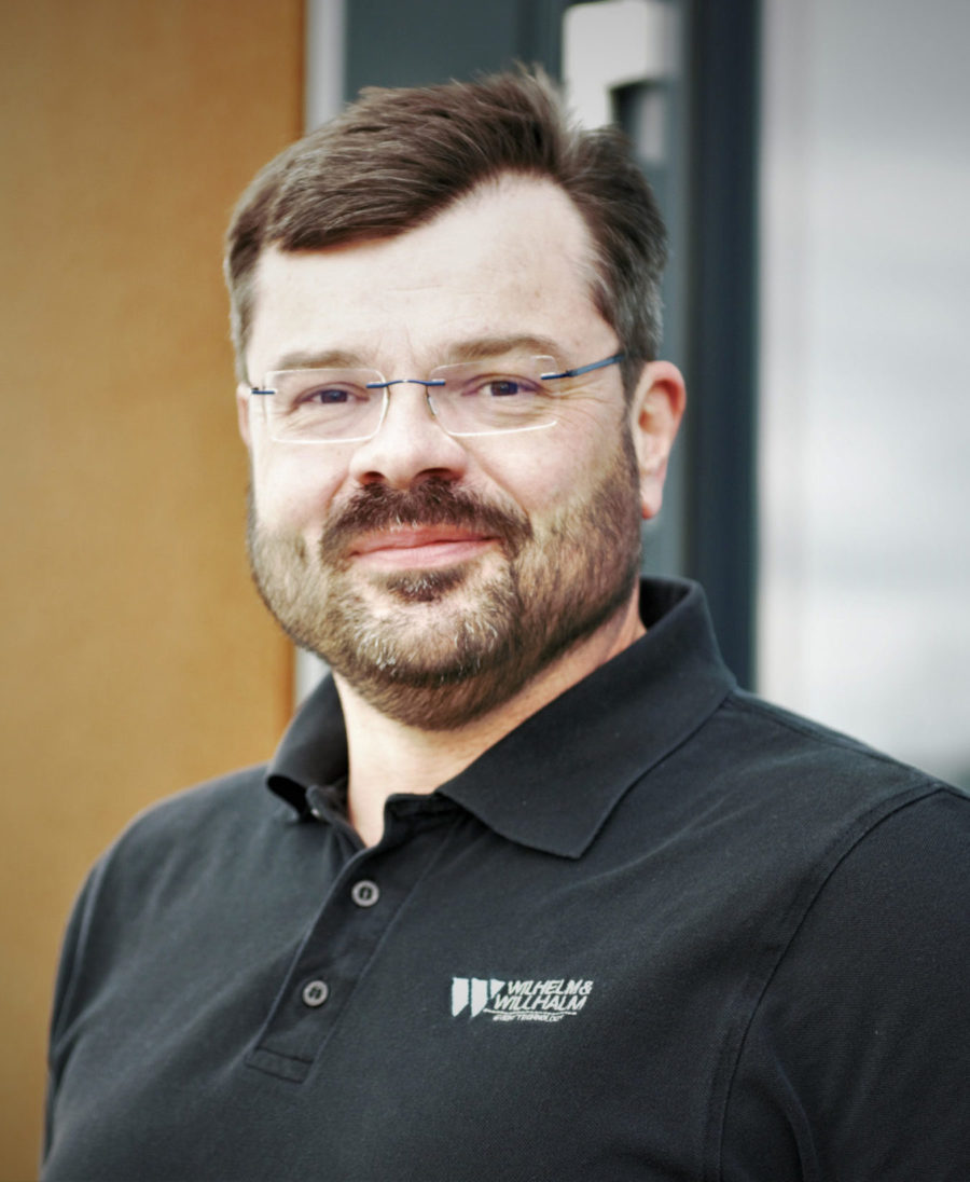 Christoph zur Loye, Head of Sales bei Wilhelm & Willhalm Veranstaltungstechnik.