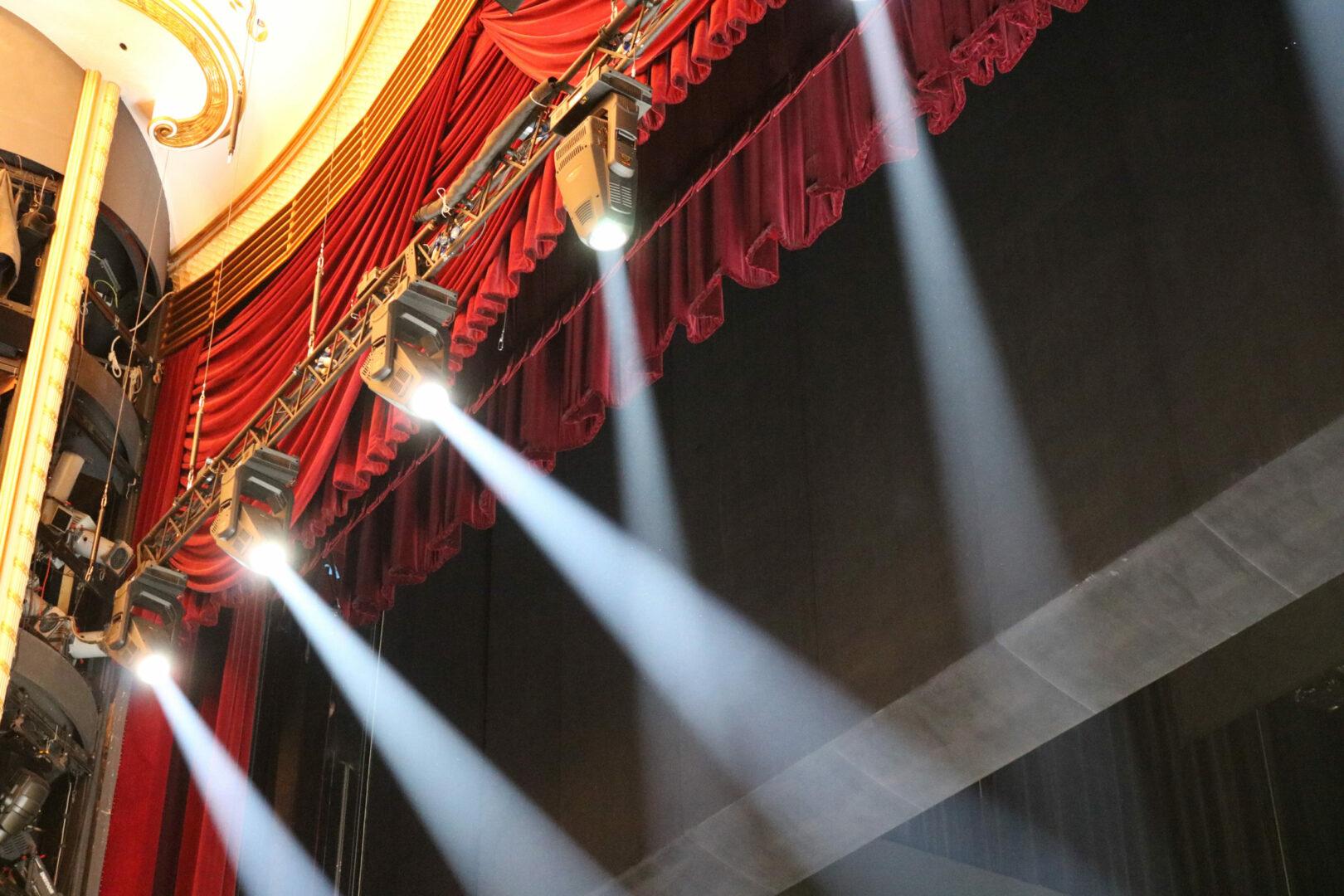 SolaFrame Theatre von ETC/High End Systems