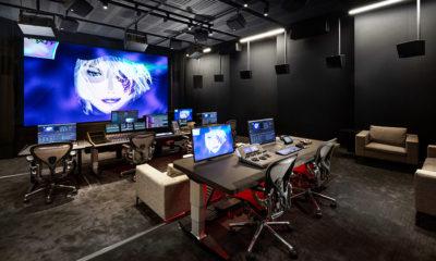 Die zum Patent angemeldete Technologie wurde erstmals mit einem Sony Crystal LED Direct View Display System auf dem Netflix Campus in Los Angeles angewendet. © Adrian Tiemens