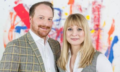 Tobias Weber und Natalie Driesnack kennen sich aus mit Ausschreibungen.
