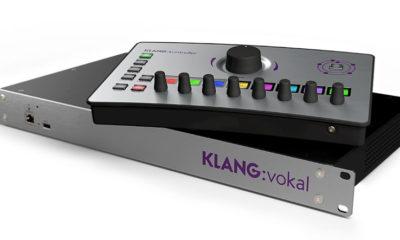 KLANG:kontroller und KLANG:vokal